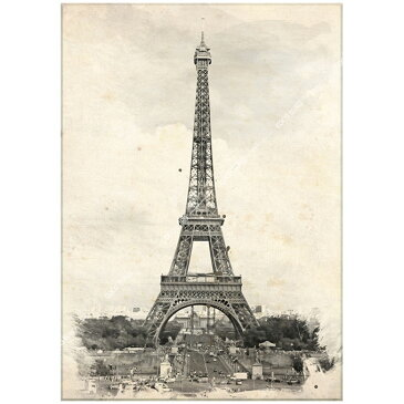 La Tour Eiffel SIZE/mm:1450*2000 「魅せるデザインと最高級マテリアルの融合」モダンリビング 商店建築 インテリアアート最高品質 フレームレスアート 絵画 アート インテリア 壁掛け モダンアート 楽天市場限定 正規品