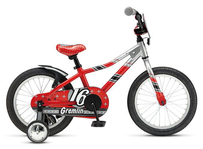 【整備済】(35%OFF)2016 SCHWINN(シュウィン)GREMLIN 16インチ 子供車 在庫限り