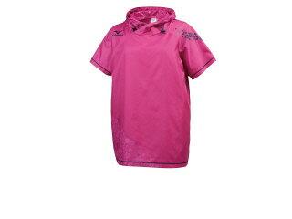 女子排球服裝連帽風衣襯衫 V2ME570164 64︰ 嗶 x 連衣裙海軍