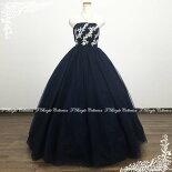 カラードレス(ブルー)01280