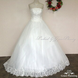 Ys52452 embroidery wedding dress cute A a-line wedding dress ★ 7 ★ (off white)