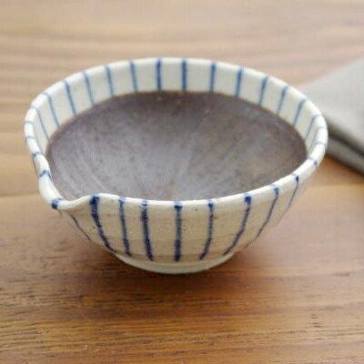 青十草 4寸片口すり鉢