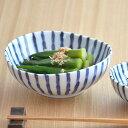 和食器 4.5寸小鉢 染付け ダミ十草 小鉢/和の小鉢/鍋取り小鉢/煮...