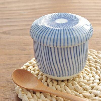 和食器 茶碗蒸し(十草)