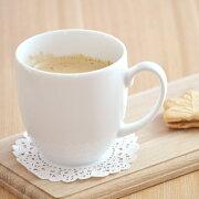 マグカップ オリジナル ホワイト オリジナルマグカップ シンプル キッチン ポーセリンアート