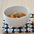 和食器 どんぶり ホワイト たっぷりボウル(中) 13cm (アウトレット込み)和食器/白い食器/丼ぶり/中鉢/ボウル