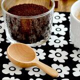 木製コーヒーメジャービーチコーヒーメジャースプーン/天然木/キッチン雑貨/コーヒー用/木製スプーン