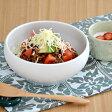 白マット ボウル 16cm (アウトレット)  どんぶり/サラダボウル/ボール/煮物鉢/和食器