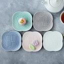 小皿 11cm 結 YUI マットカラー和食器 プレート お皿 皿 食器 豆皿 しょうゆ皿 醤油皿 薬味皿 珍味皿 フルーツ皿 茶菓子皿 菓子皿 小さい皿