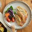和食器 大皿 渕錆粉引ディナープレート/和の大皿/和風パスタ皿/ナチュラル/パスタ皿/サラダ皿/デザート皿