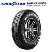 ■グッドイヤー ナスカー / NASCAR 195/80R15 107/105L ホワイトレター
