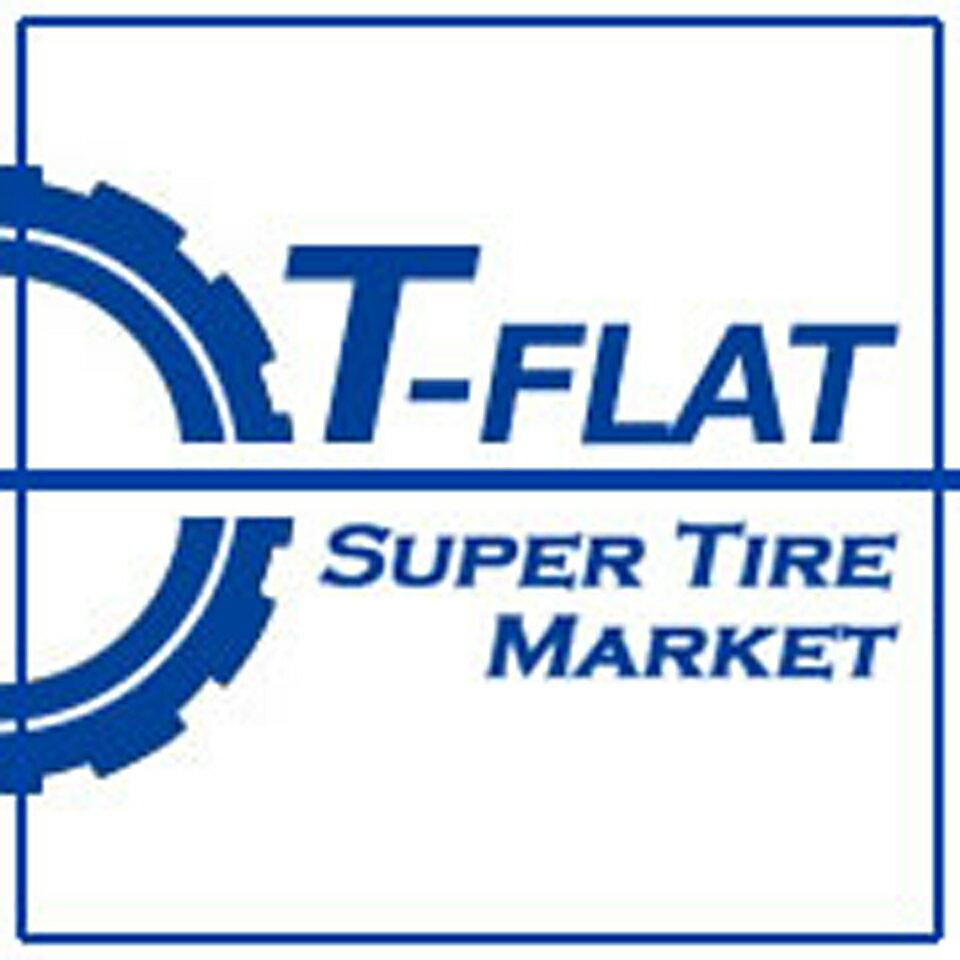 T-フラット
