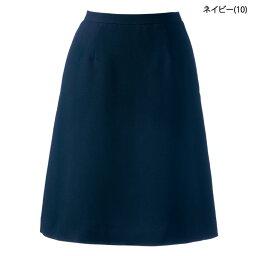 Aラインスカート U91952b ユニレディ UNILADY 女性用 21号・23号 3色展開