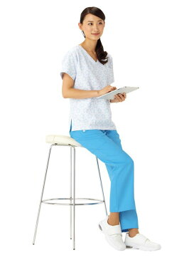 【スクラブ】【トリンプ 女性用スクラブ-S〜3L CDP-401-SX】事務服 病院 受付 介護