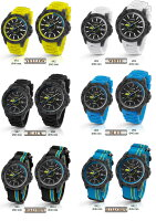 TWSteelYamahaFactoryRacingVR46ロッシモデル時計カーボン11月頃入荷予定