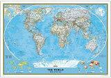 【世界地図クラシック World Classic】【6-Mar】
