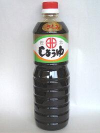 山口とくぢ味噌さしみ醤油1リットル【徳地佐北醤油】