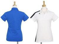 デサントゴルフの半袖ポロシャツ画像