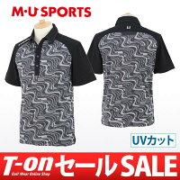 MUスポーツの半袖ポロシャツ画像