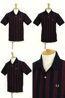 フレッドペリー日本正規品のポロシャツ画像