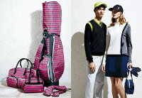 ランバンスポール日本正規品のカートバッグ画像