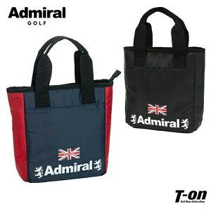 アドミラルゴルフ Admiral Golf 日本正規品 メンズ レディース カートバッグ 保冷バッグ トートバック 保冷機能付 ロゴプリント レジャーにも ゴルフ