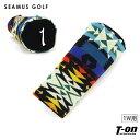 シェイマスゴルフ SEAMUS GOLF 日本正規品 メンズ レディース ヘッドカバー ドライバー用ヘッドカバー PENDLETON Tucson 1W 460CC対応 ネイティブ柄 アメリカ製 番手刺繍 【送料無料】 ゴルフ・・・