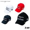 トミー ヒルフィガー ゴルフ TOMMY HILFIGER GOLF 日本正規品 メンズ レディース キャップ コットン素材 ロゴ刺繍 サイズ調節可 ゴルフ