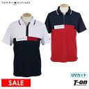 トミー ヒルフィガー ゴルフ TOMMY HILFIGER GOLF 日本正規品 メンズ ポロシャツ