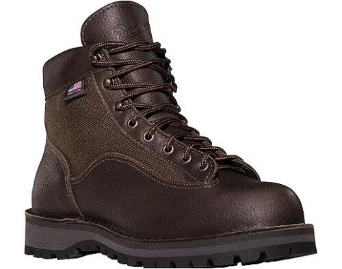 ダナー DANNER LIGHT II Dark Brown Hiking Boots ダナーライト2 ダークブラウン EE ≪アメリカ正...