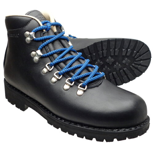 MERRELL WILDERNESS メレル ウィルダネス(ブラック) ◇MADE IN ITALY◇ ≪USA直輸入・正規品≫