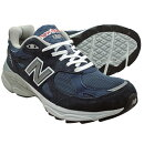�˥塼�Х��NEWBALANCEM990NV3�ͥ��ӡ�Width:D��MadeinU.S.A.��