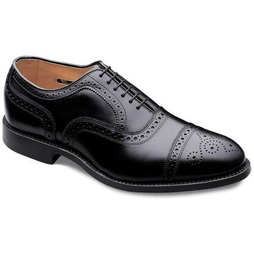Allen Edmonds アレン エドモンズ STRAND ストランド Black Custom Calf ブラック 6115E ≪USA直...