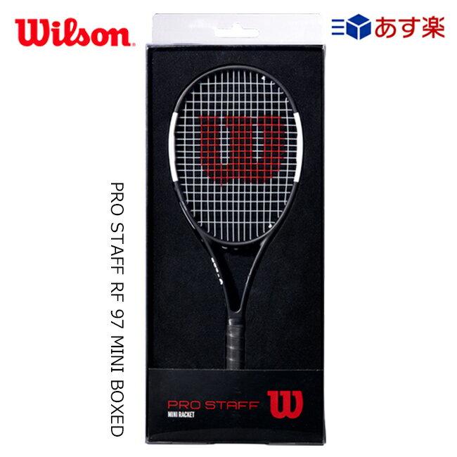 テニス, その他 (Wilson) RF 97 MINI BOXED(WRZ741711B)( )