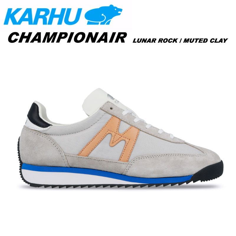メンズ靴, スニーカー KARHU() CHAMPIONAIR LUNAR ROCK MUTED CLAY kh805021