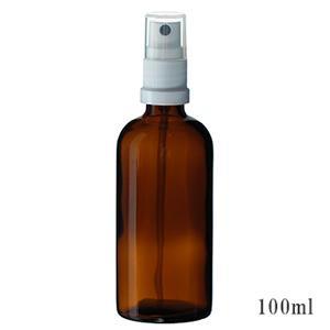 スプレー付き遮光瓶(茶色)100ml 30本セット 30%割引バルク販売
