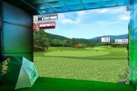 帆布ゴルフスクリーンシート1枚用(厚手生地)幅3M迄