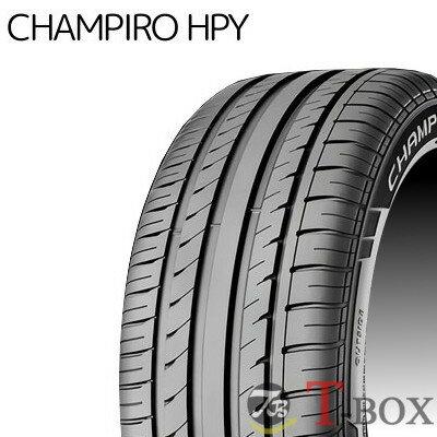 GT RADIAL (GTラジアル) CHAMPIRO HPY 255/45R18 103Y XL (255/45ZR18) サマータイヤ チャンピーロ