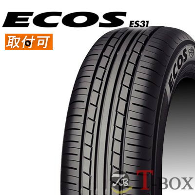 【4本セット】YOKOHAMA (ヨコハマ)ECOS ES31 225/45R18 95W  サマータイヤ エコス イーエスサンイチ:T-World