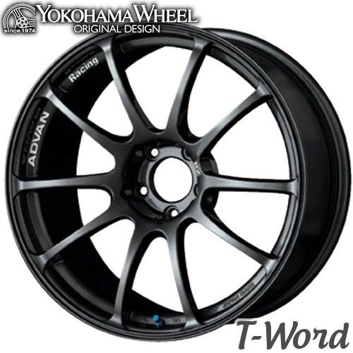 タイヤ・ホイール, ホイール YOKOHAMA WHEEL ADVAN Racing RZ 17inch 9.5J PCD:114.3 :5H : DG BZ HS