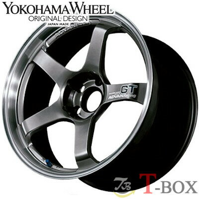 タイヤ・ホイール, ホイール YOKOHAMA WHEEL ADVAN Racing GT for Japanese Cars 18inch 9.5J PCD:114.3 :5H : MMB