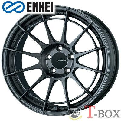 タイヤ・ホイール, ホイール 4ENKEI NT03RR 18inch 9.5J PCD:120 :5H :Matte Dark GunmetallicMatte Sparkle Silver Import car()BMW