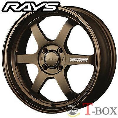 タイヤ・ホイール, ホイール 4RAYS VOLK RACING TE37 KCR 15inch 5.5J PCD:100 :4H : BR