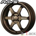 【4本特価】RAYS VOLK RACING TE37 KCR 16inch 5.5J PCD:100 穴数:4H カラー: BR レイズ ボルクレーシング
