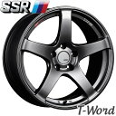 SSR GT V01 19inch 8.5J PCD:120 穴数:5H カラー:PHANTOM SILVER エスエスアール ジーティー ブイ ゼロワンImport car(輸入車用) - 28,670 円