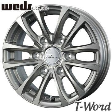 WEDS PRODITA HC 16inch 6.5J PCD:139.7 穴数:6H カラー:TITAN-SILVER ウェッズ プロディータエッチシー ハイエース専用モデル