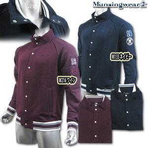 マンシングウェア Munsingwear フルオープンスウェット