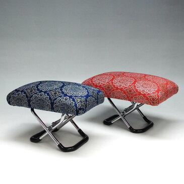 【アイデア茶道具】携帯用正座椅子 華宴「健康らくっこ椅子」小(高級セカンドバック付)