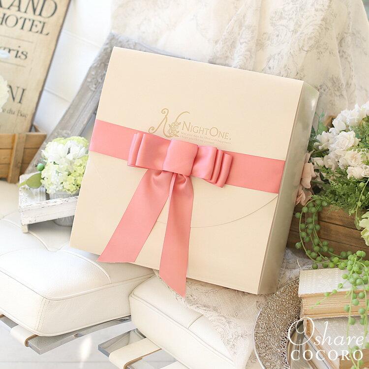 ギフト ラッピング 箱 ラッピングボックス 化粧箱 アイボリー プレゼント プレゼント用包装 包装箱 プチプラ