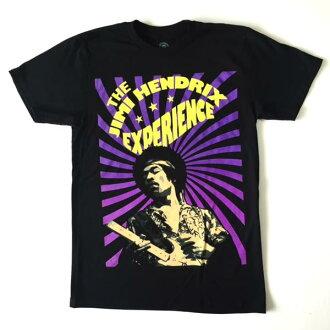 鎖頭T恤帶T恤Jimi Hendrix Experience吉米·亨德裏克斯印刷T恤限定T恤短袖T恤圓領T恤ROCK人T恤T恤